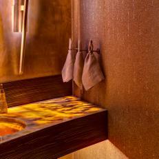 Photos HGTV - Pretty hand towels for small bathroom ideas