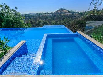 Infinity Edge Pool Boasts Breathtaking View