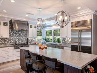 Kitchen design photos hgtv for Kitchen remodeling round rock