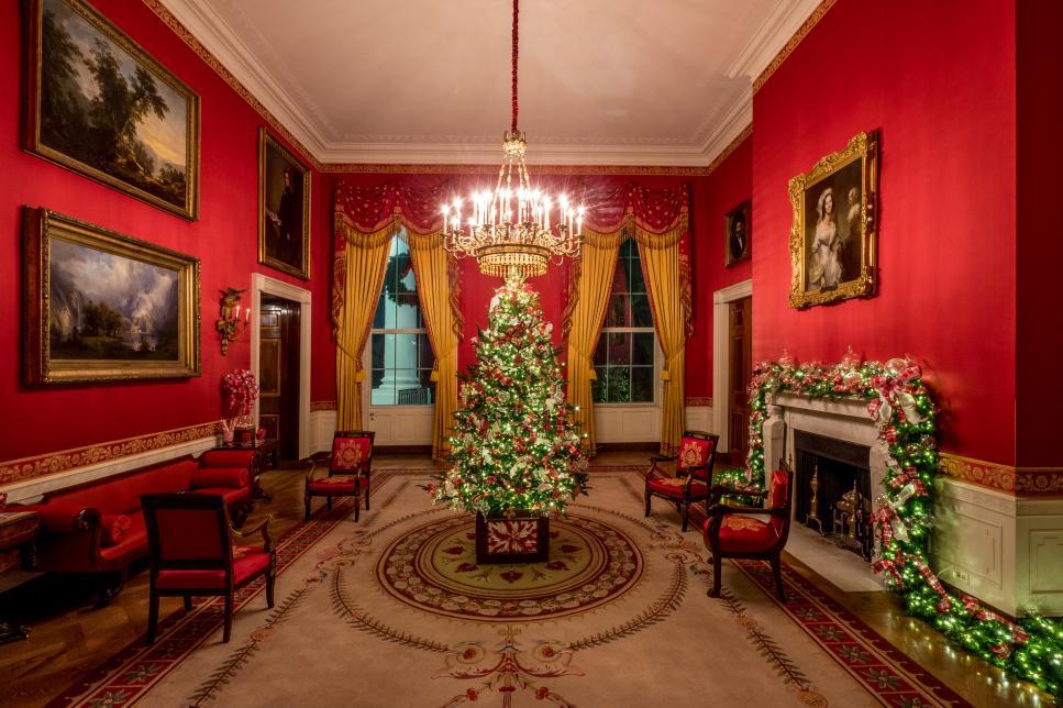 white house christmas tour 2017 white house christmas