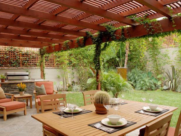 deck landscaping ideas