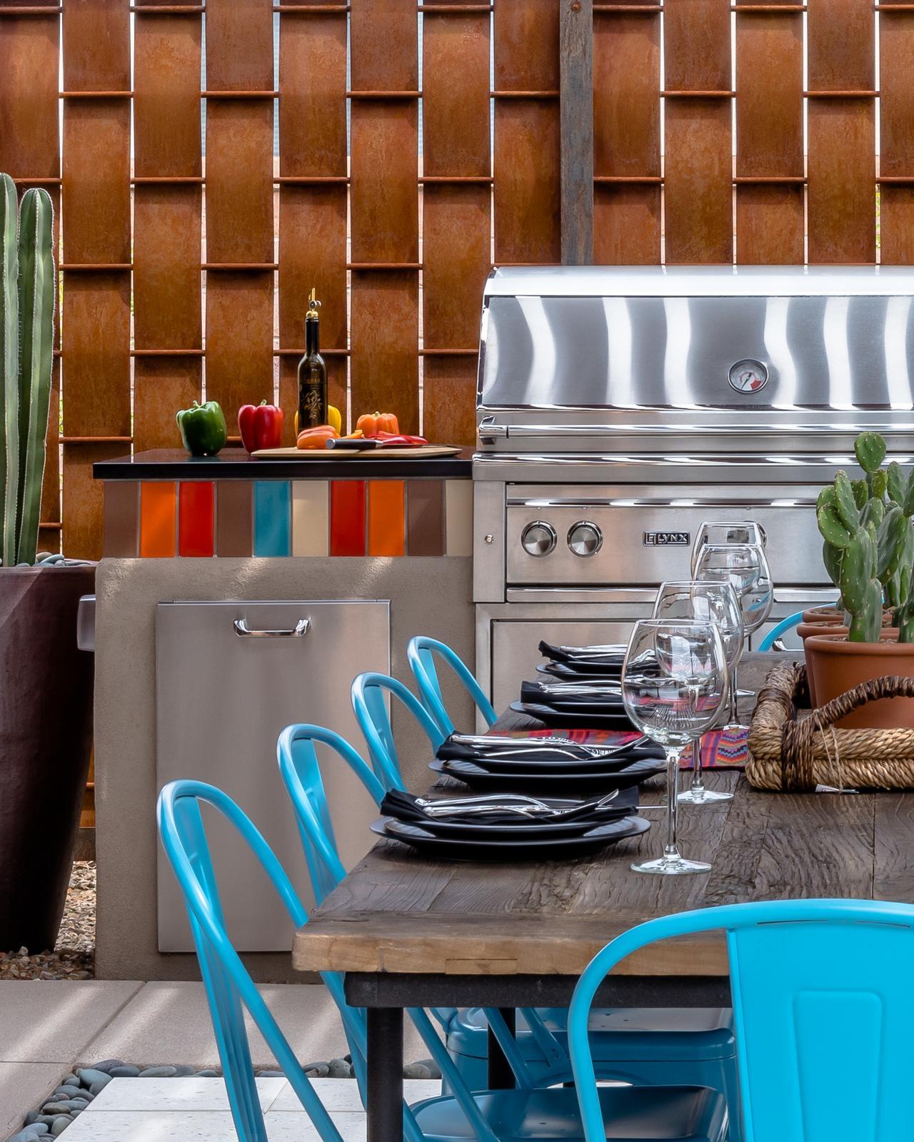 Gorgeous Kitchen Designs: 10 Gorgeous Backyard Kitchen Designs