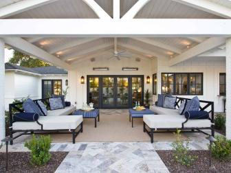 Cool Covered Patio