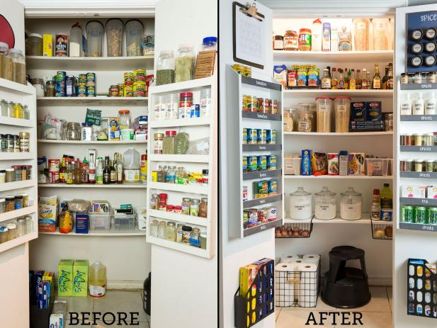 10 pantry fixes