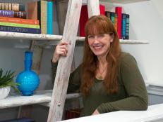 Learn more about Karen E Laine of HGTV's Good Bones.