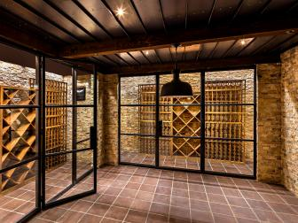 Old World Cellar for Wine Lovers