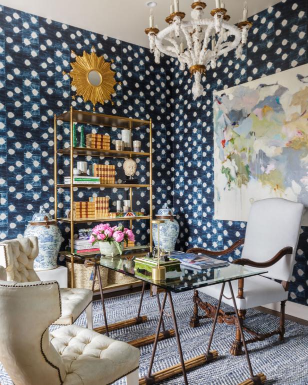 San Francisco Decorator Showcase 2017 Home Office Kari