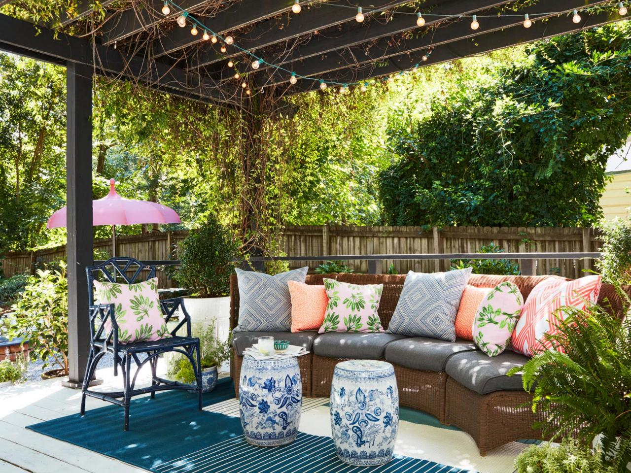 outdoor decorating ideas from 15 dreamy backyards hgtv u0027s