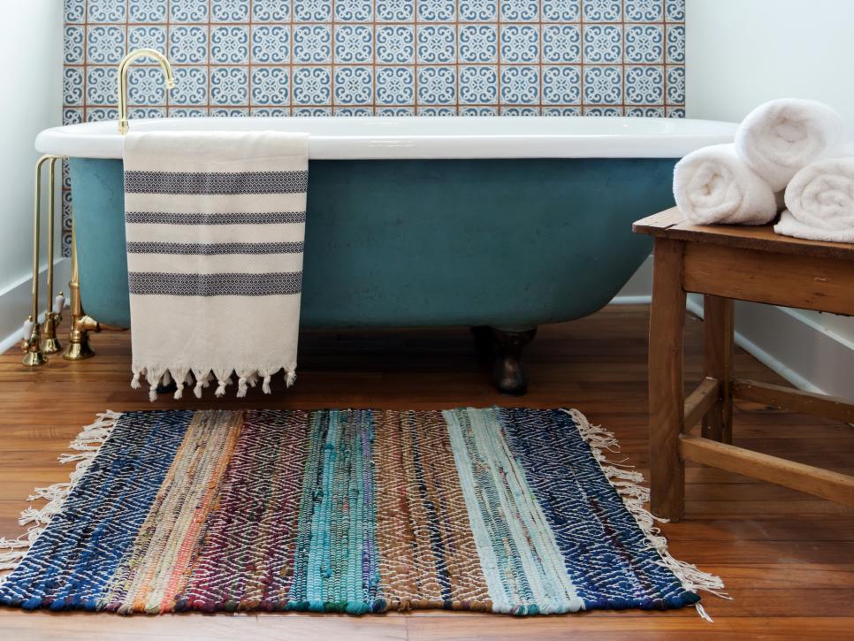 20 Trendy Bathroom Color Palettes