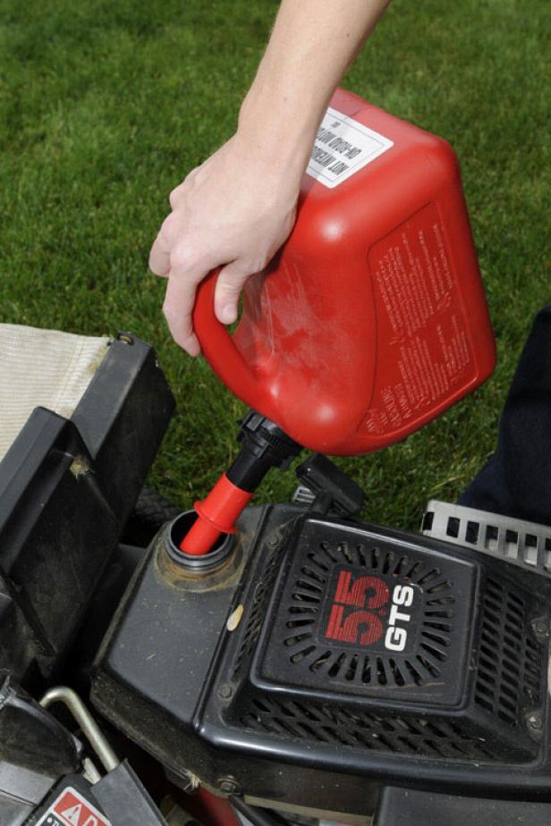Lawn Mower Fuel