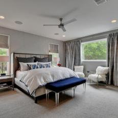 Transitional Master Bedroom transitional master bedroom photos | hgtv