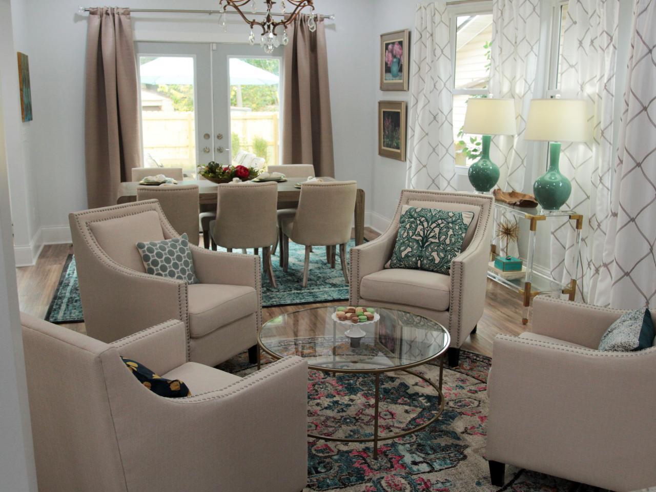 Contemporary Living Room Part 98