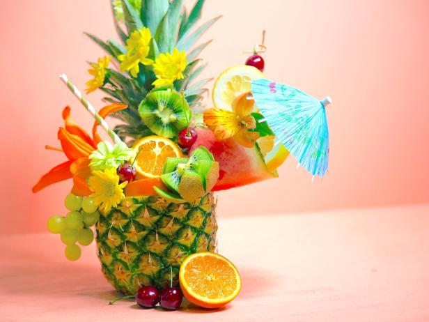 Tropical Pineapple Freak-tail
