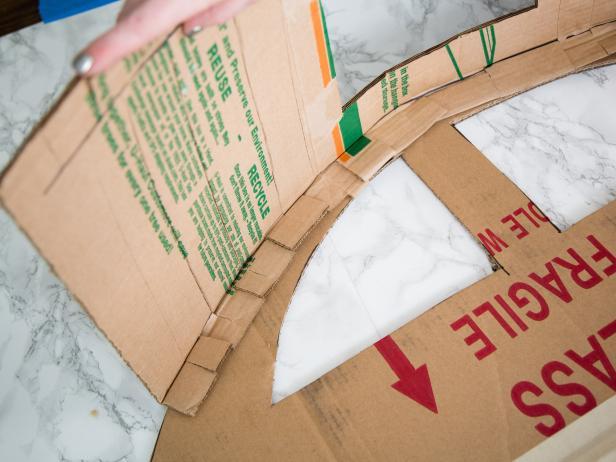 Cardboard Hangout