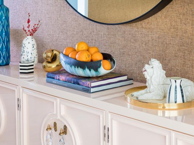 Eclectic Details Bring Dining Room Design to Life