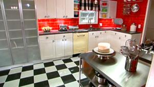 Diner Style Kitchen Decor Rate My Space Hgtv