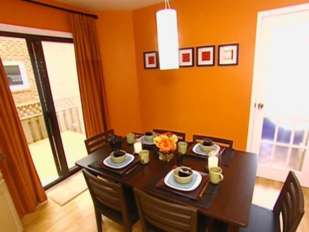 Kitchen colors that stand the test of time hgtv for Dining room kitchen paint colors