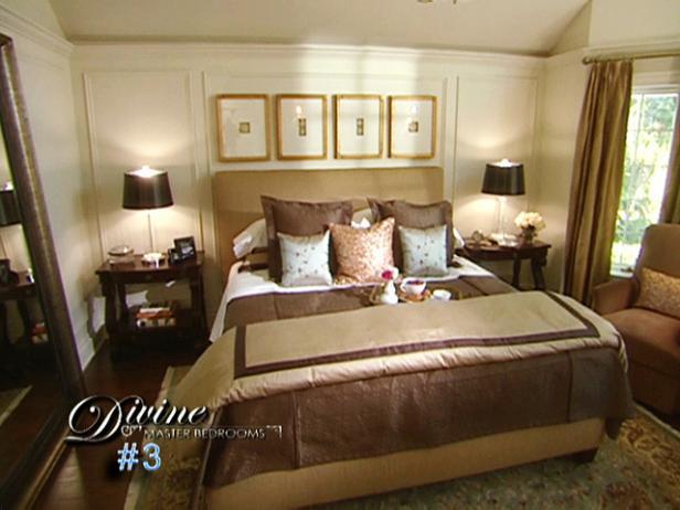 French Inspired Master Bedroom 04:30