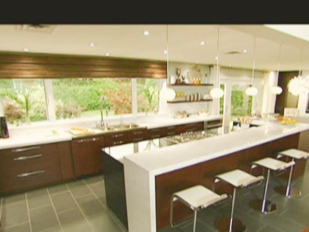 Updating a 39 60s era kitchen video hgtv for 60s kitchen ideas