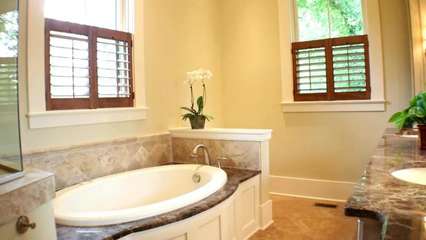 Walk In Tub Designs Pictures Ideas Tips From Hgtv: Bathroom Design - Choose Floor