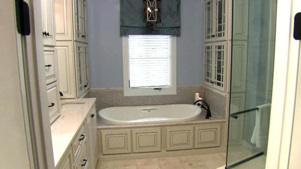 Bathroom Remodeling Videos bathroom remodeling details | hgtv