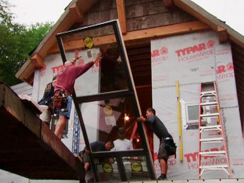 HGTV Dream Home 2011: Build Strong