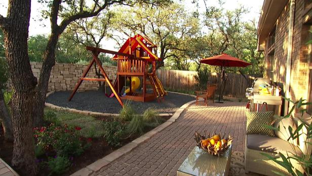 Kid-Friendly Outdoor Oasis Video | HGTV