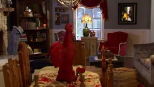 Junk Gypsies Rustic Living Room Makeover 0357