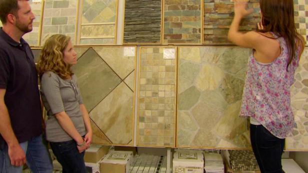 Bathroom Tiles Styles hip bathroom tile trends and styles | hgtv