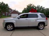 2012 Green Home Winner Surprised