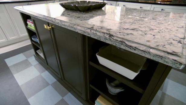 Kitchen Countertop Ideas Pictures HGTV