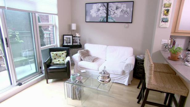 Small space design ideas hgtv - Decorating small spaces ideas concept ...