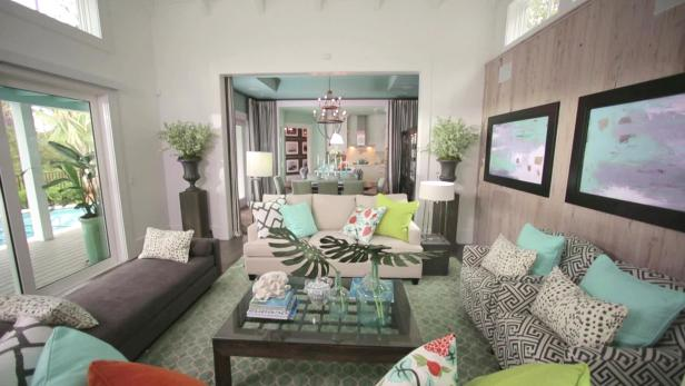 hgtv smart home 2013 living room videos hgtv smart home