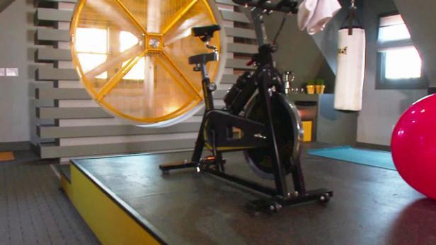 Design Zen Workout Room