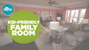 Kid Friendly Family Room 0225