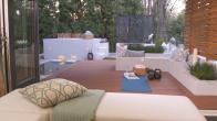 Spa Retreat Backyard