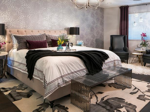 Hotel Inspired Master Suite Video Hgtv