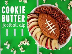 Finger foods > Football