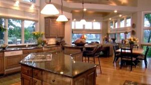 kitchen designs - choose kitchen layouts & remodeling materials | hgtv