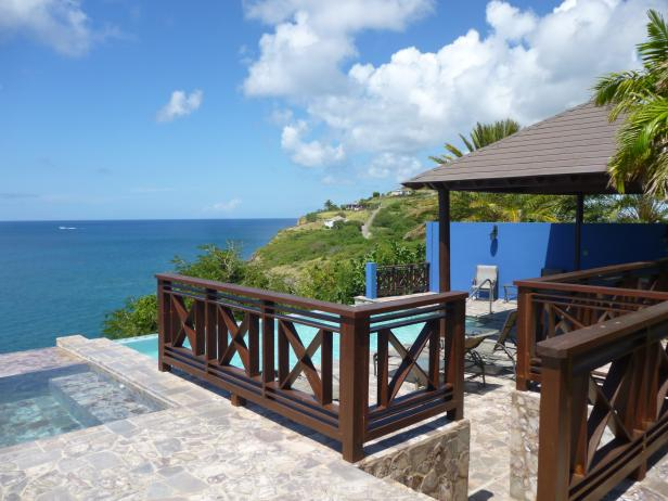 St. Kitts, Calypso Bay Villa