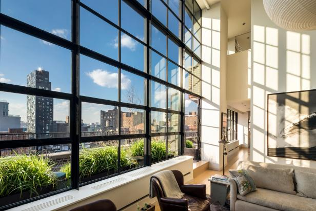 View: Light-Filled Loft in New York, N.Y.