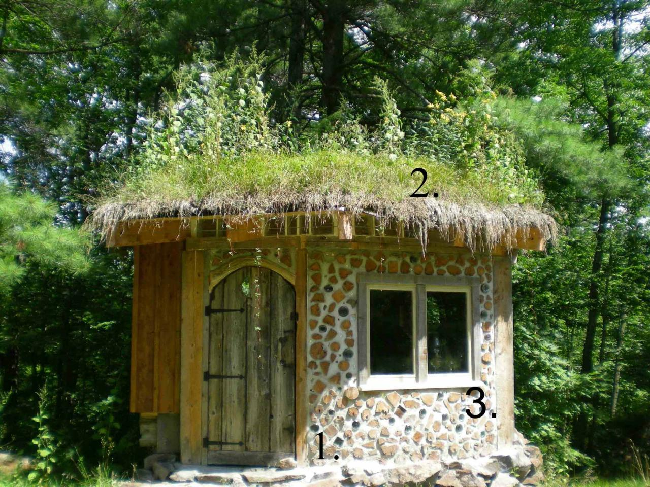 A Fairy Tale Worthy Hobbit House Hgtv
