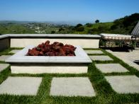 Square and Rectangular Fire Pits