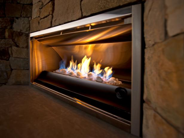 Explore your options for outdoor gas fireplaces