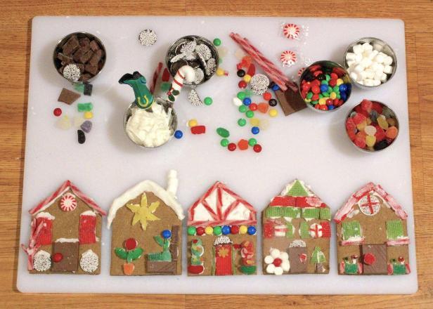 Gingerbread House Cookie Recipe Hgtv