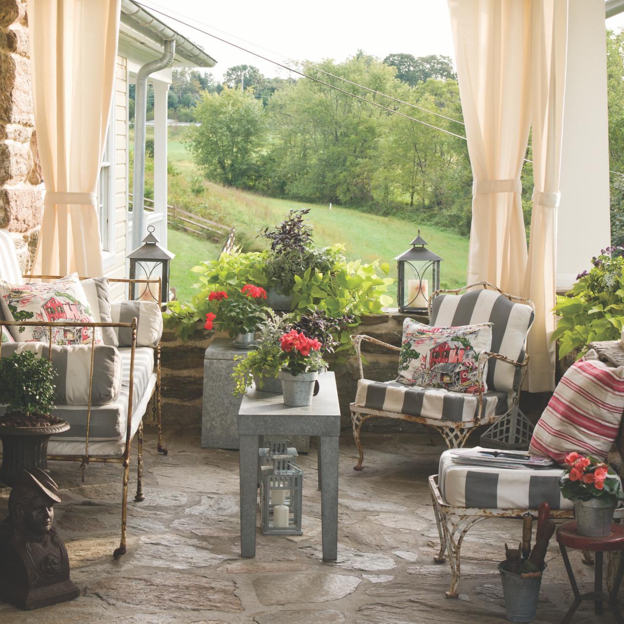 Tips For Outdoor Entertaining Hgtv