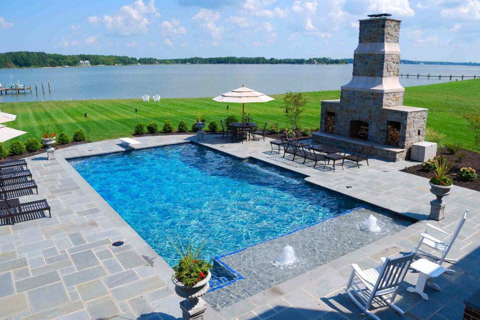 Find New Ideas For Incredible Pool Designs Hgtv