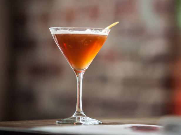 Sweet Auburn Cocktail