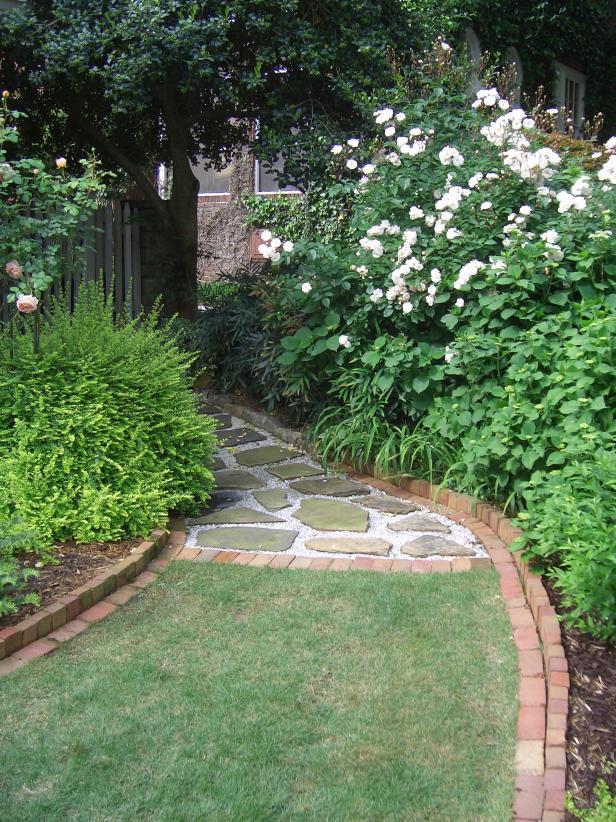 20 Ways To Make A Small Garden Seem Bigger Hgtv