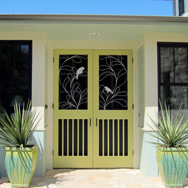 New Ideas For Front Door Colors And Designs
